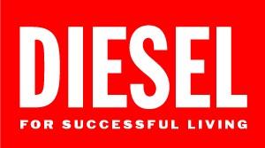 Diesel Logo Font