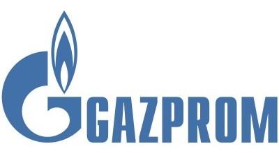 Gazprom Logo Font