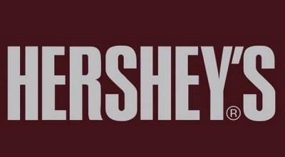 Hershey's Logo Font