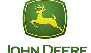 John Deere Logo Font