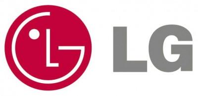 LG Logo Font