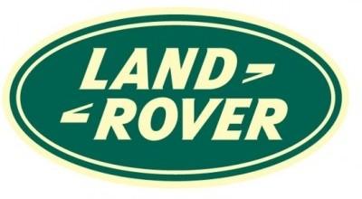 Land Rover Logo Font