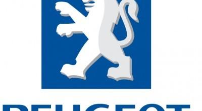 Peugeot Logo Font