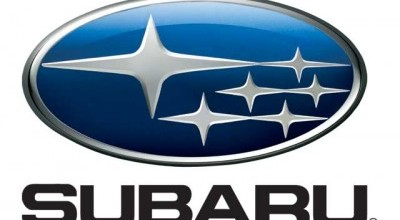 Subaru Logo Font