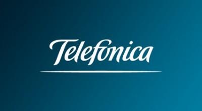 Telefonica Logo Font
