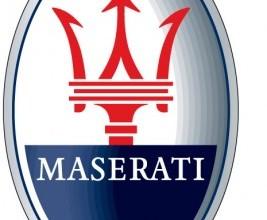 Maserati Logo Font
