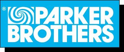 Parker Brothers Logo Font