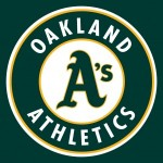 Oakland Athletics Logo Font