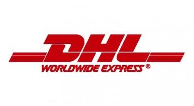DHL Worlwide Express Logo Font