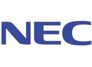 NEC Logo Font