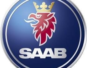 SAAB Logo Font
