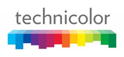 Technicolor Logo Font