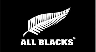 All Blacks Logo Font