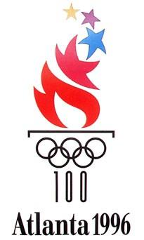 Atlanta 1996 logo