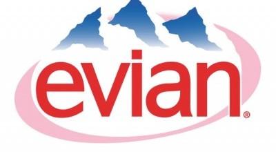 Evian Logo Font