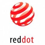 Red dot Logo Font