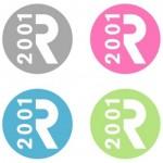 Rotterdam 2001 Logo Font