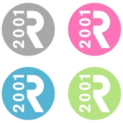Rotterdam 2001 logo