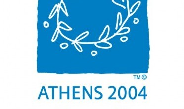 Athens 2004 Logo Font