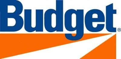 Budget Logo Font