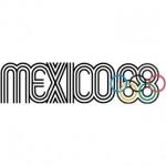 Mexico 1968 Logo Font