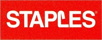 Staples Logo Font