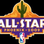 2009 NBA All-Star Game Logo Font