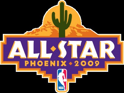 2009 NBA All-Star Game logo