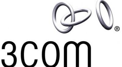 3Com Logo Font