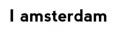 Fonts Logo » I amsterdam Logo Font