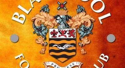 Blackpool FC Logo Font