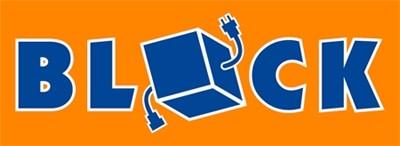 Block Logo Font