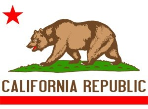 California Republic Logo Font