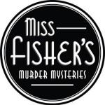 Miss Fisher`s Murder Mysteries Logo Font