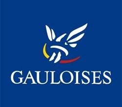 Gauloises Logo Font
