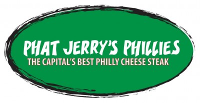 Phat Jerry`s Phillies logo