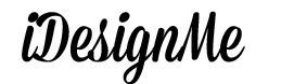Mission Script font