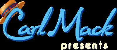 Carl Mack Logo Font