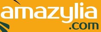 Amazylia Logo Font