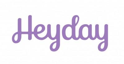 Heyday Logo Font
