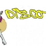 Discotek Media Logo Font
