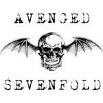 Avenged Sevenfold Logo Font