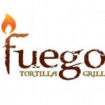 Fuego tortilla and grill Restaurant Logo Font