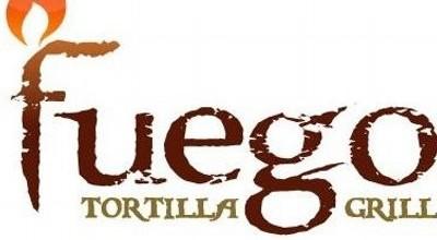 Fuego tortilla and grill Restaurant Logo Font