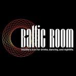 Baltic Room Logo Font
