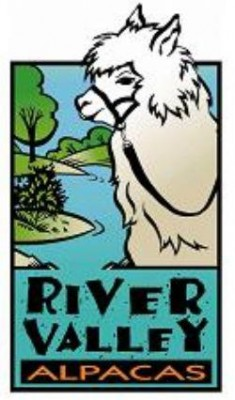 River Valley Alpacas logo