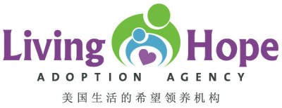 Living Hope Adoption Agency Logo Font