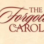 Forgotten Carols Logo Font
