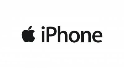 iPhone Logo Font