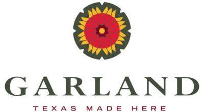 garland city Logo Font